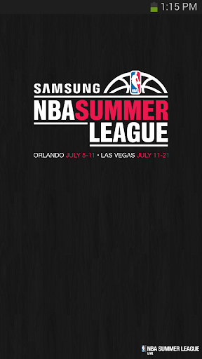NBA Summer League 2014