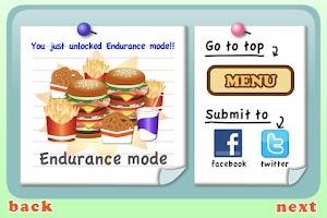 Screenshot of Yummy Burger Kids Cooking Game