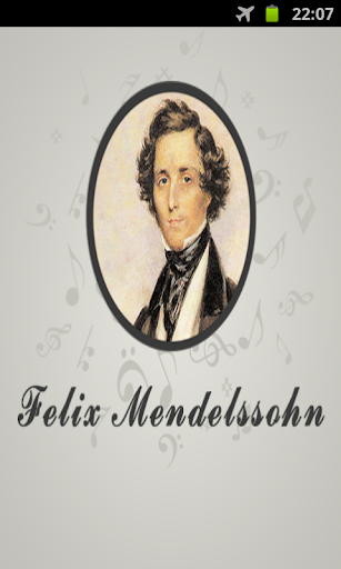 Felix Mendelssohn Music Works