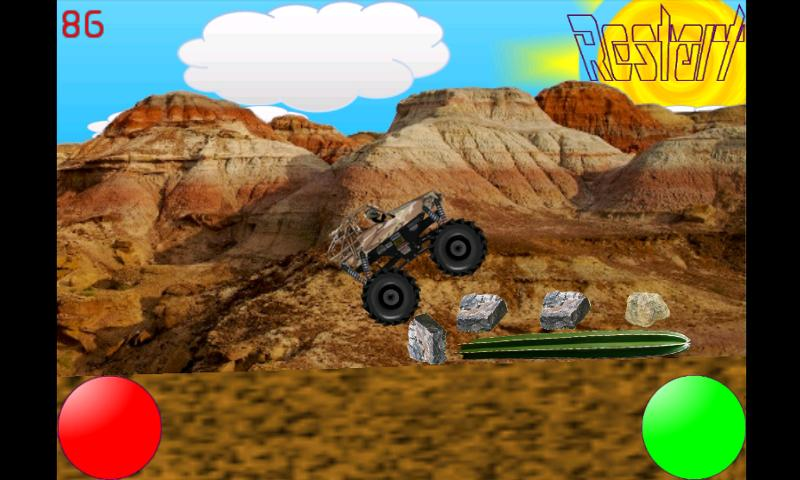 Monster Truck Mayhem- screenshot
