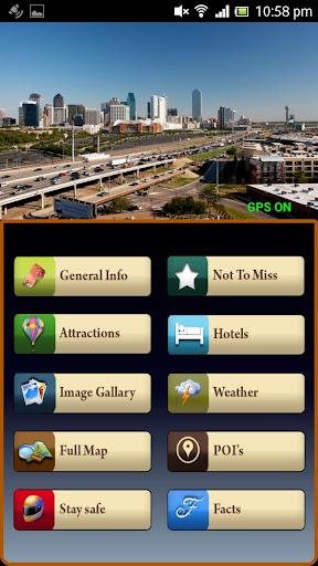 Dallas Offline Travel Guide