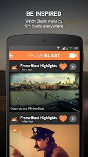 FrameBlast - HD Video Editor- screenshot thumbnail
