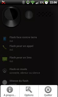Flashlight Call Pro - screenshot thumbnail