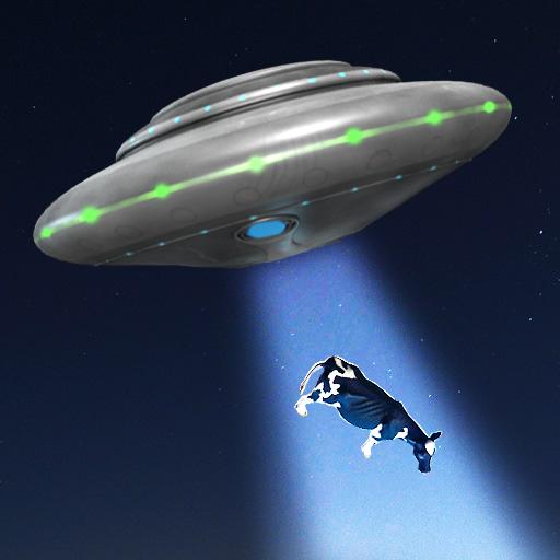 UFO Smasher LOGO-APP點子