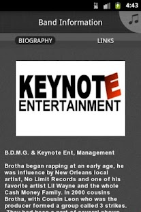 Keynote Ent - screenshot thumbnail
