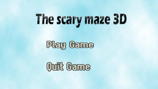 怖い迷路3D