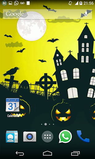 Halloween HD Live Wallpaper 14