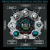 Readymade Watch Faces 002