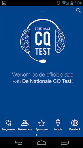 Randstad CQ Test