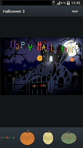 Free Halloween Sticker Pack3 screenshot 0