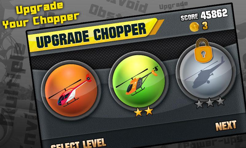 Chopper Flight - screenshot