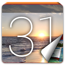 Photo Calendar Widget Free mobile app icon