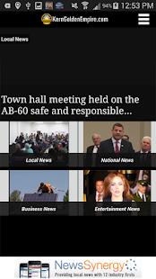 KGET 17 News - screenshot thumbnail