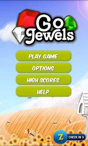 【免費休閒App】Go Jewels-APP點子