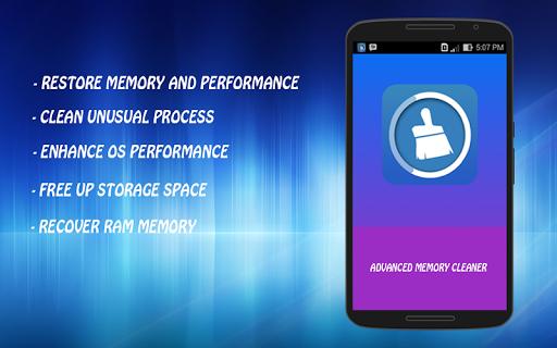 Advanced Memory Cleaner - RAM