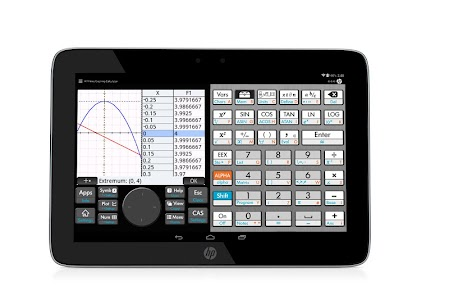 HP Prime Graphing Calculator v1.0.9