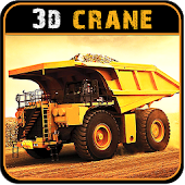 City Excavator Crane Simulator