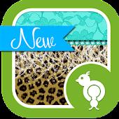 Cheetah & Lace Theme Go Locker
