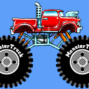 Fun Monster Truck Race