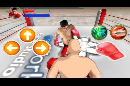 3D拳擊英雄遊戲