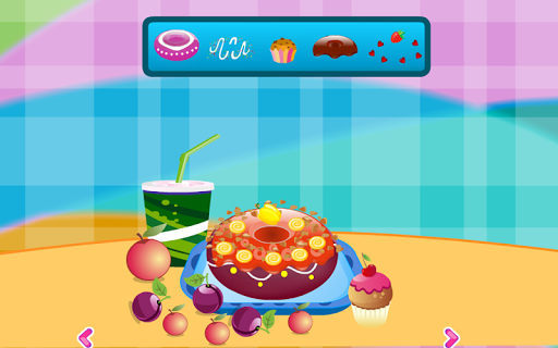 【免費休閒App】Decoration Sweet Donut Delight-APP點子
