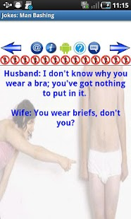 husband bashing jokes