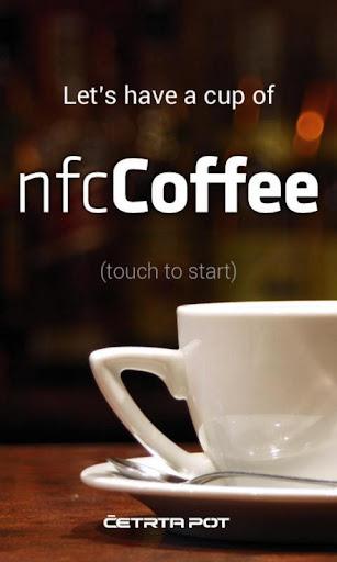 nfcCoffee - CARTES Paris