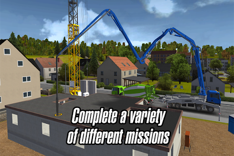 Construction Simulator 2014 v1.11 Mod APK+OBB 4