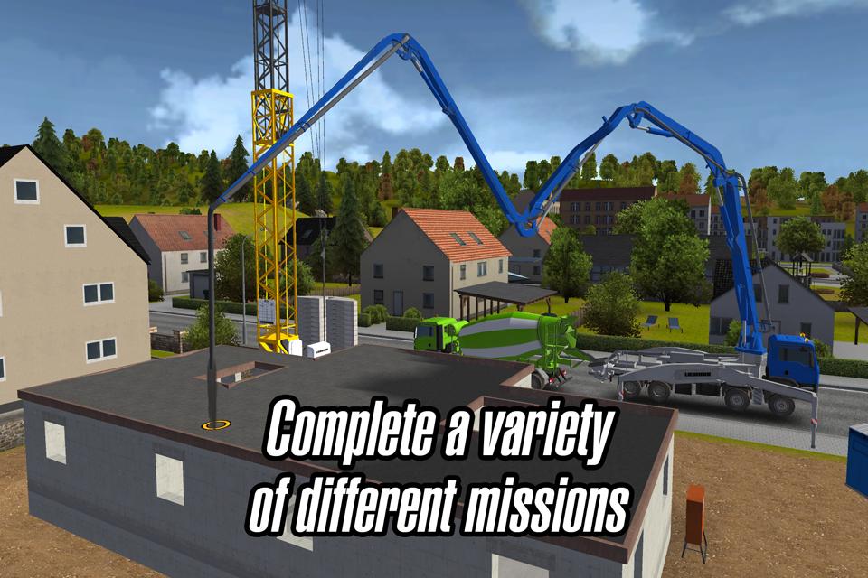 Construction Simulator 2014 screenshot #4