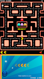 Ms. PAC-MAN by Namco - screenshot thumbnail