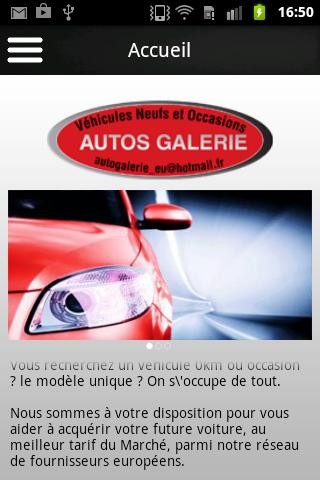 Autos Galerie
