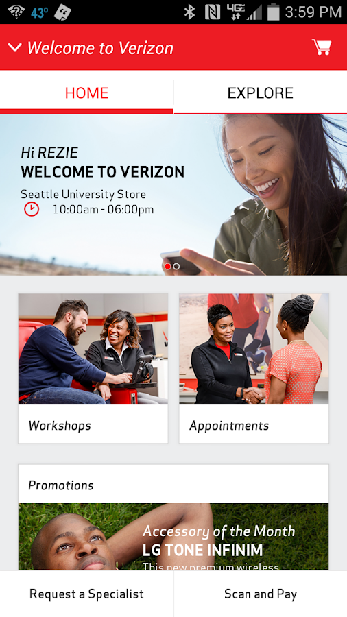My Verizon Mobile Nexus- screenshot
