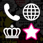 BABYDOLL Icon+WallPaper