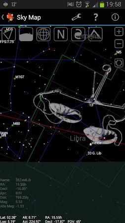Night Sky Tools - Astronomy 2.6.1 screenshot 86717