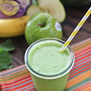 Limeade Green Smoothie.