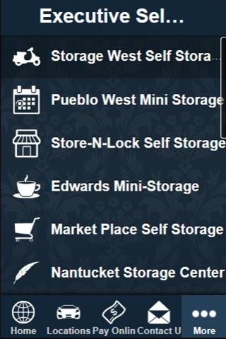 Executive Self Storage