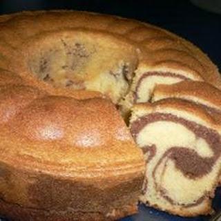 Mom's Margarine Cake