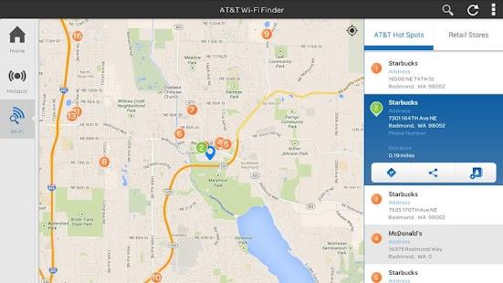 AT&T AllAccess - screenshot thumbnail