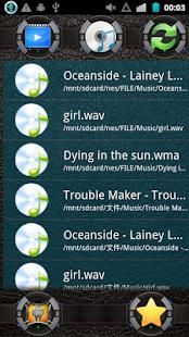 玩免費音樂APP|下載WMA WAV MP3 Audio Player app不用錢|硬是要APP