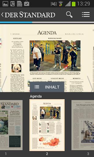 【免費新聞App】DER STANDARD-APP點子
