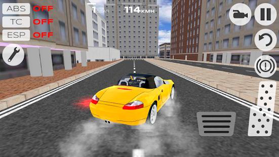 Extreme Turbo City Simulator 賽車遊戲 App-愛順發玩APP