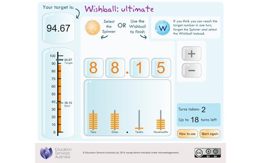 Wishball: ultimate
