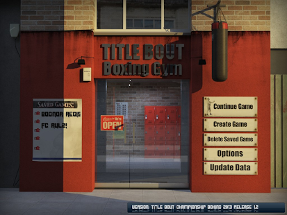 Title Bout Boxing 2013 Screenshot 6