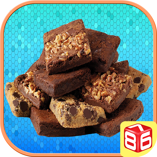 布朗尼機 - 烘焙遊戲 休閒 App LOGO-APP開箱王