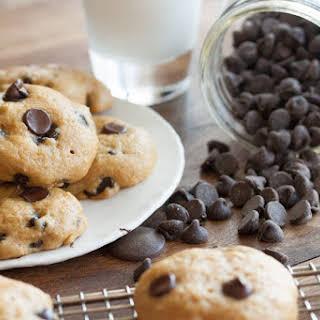Chocolate Chip Pumpkin Cookies.