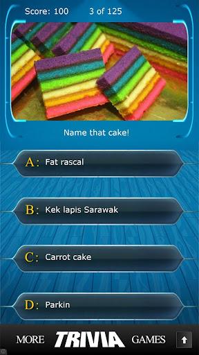 Name that Cake Trivia