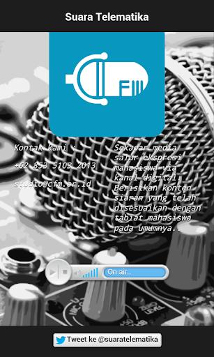 C FM Suara Telematika