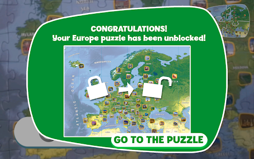 Appuzzle Europe- screenshot thumbnail