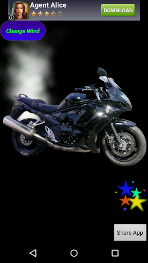Motorcycle Throttle Simulator