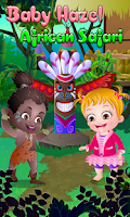Screenshot of Baby Hazel African Safari